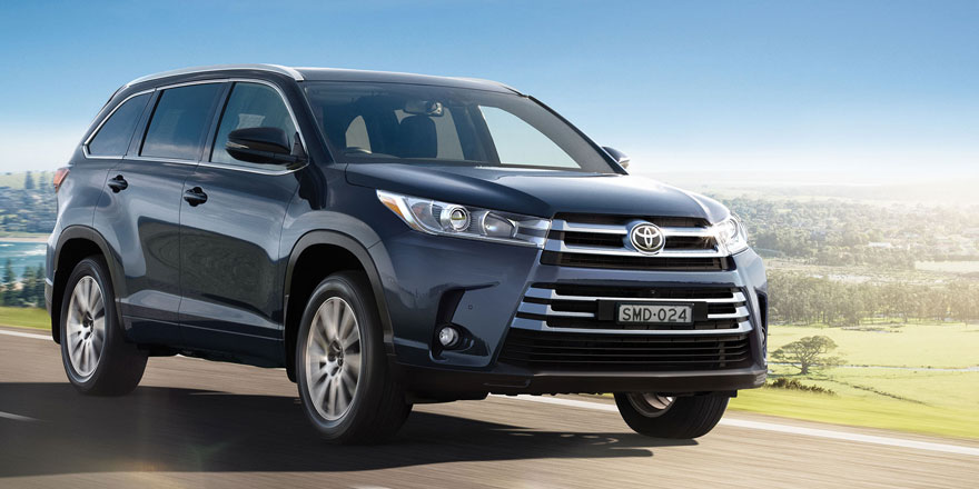 New Toyota Vehicles from Macquarie Toyota