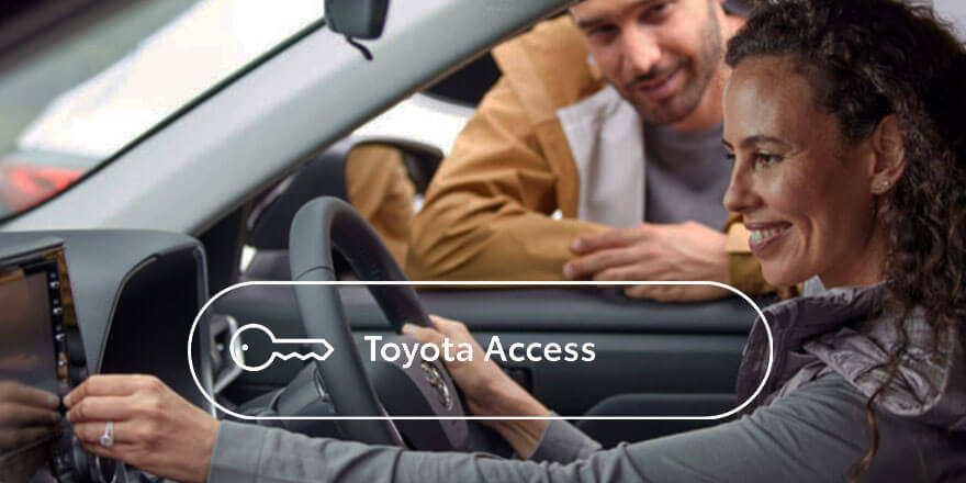 Toyota Access - A Smarter Way to Buy from Orange Toyota