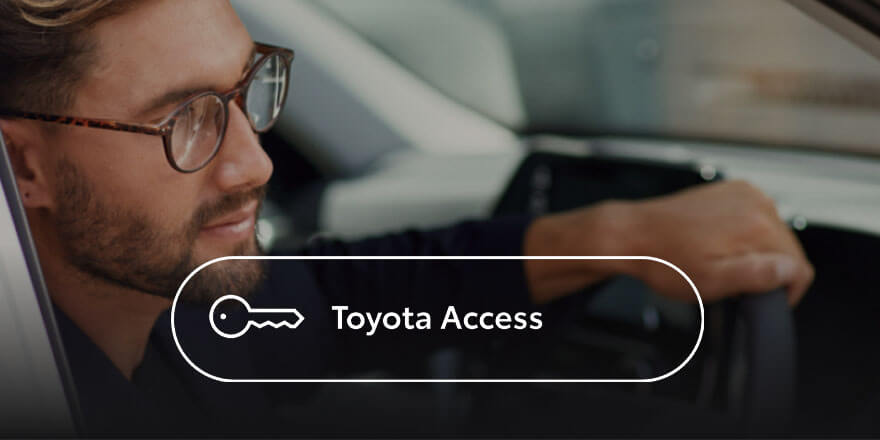 Toyota Access - A Smarter Way to Buy at Healesville Toyota