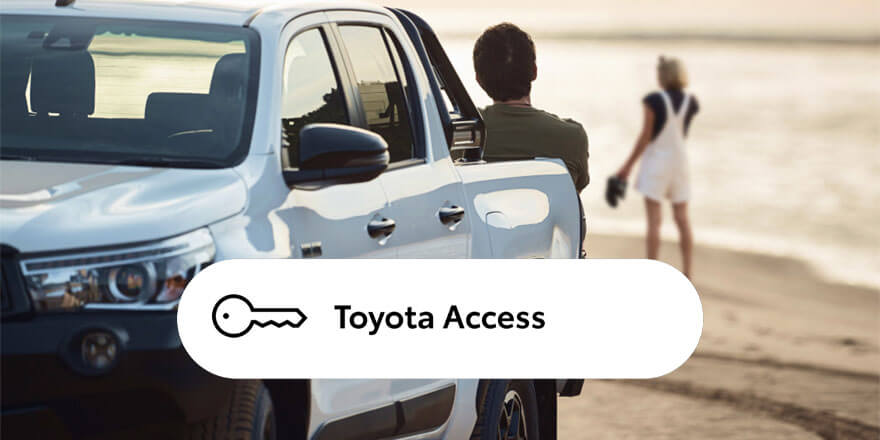 Toyota Access - A Smarter Way to Buy at Shepparton Toyota