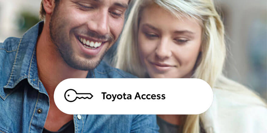 Toyota Access - A Smarter Way to Buy from Clintons Toyota