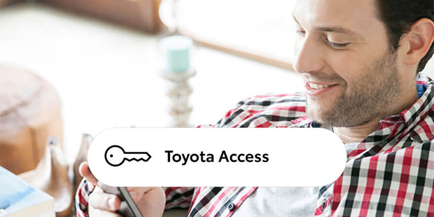 Toyota Access - A Smarter Way to Buy from New England Toyota