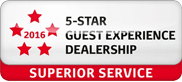 5-Star Customer Service Dealership