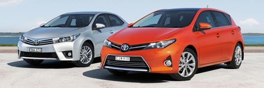 Swan Hill & Kerang Toyota New Vehicles