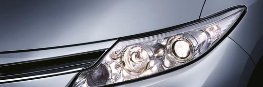 Busselton Toyota Tarago Projector and Multi-Reflector Halogen Headlights