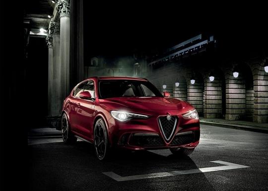 Alfa Romeo Stelvio Quadrifoglio Style