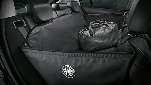 Rear Seat Protection Cover