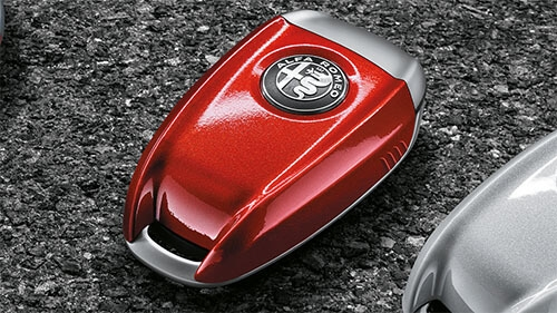 Key Cover - Red