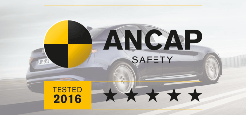 5 star ANCAP rating