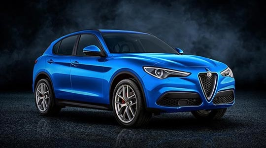 All-New Stelvio Ti