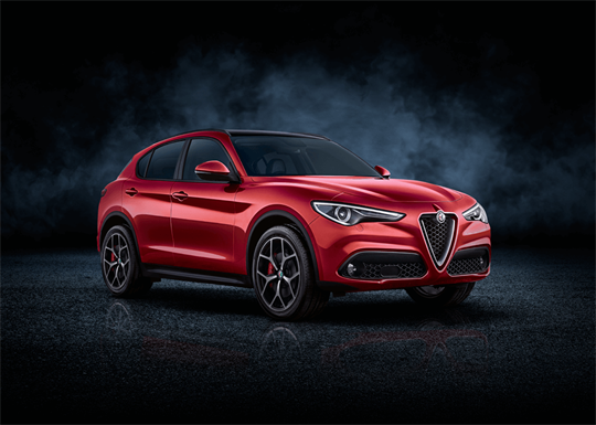 Stelvio 2018 Build Diesel Models