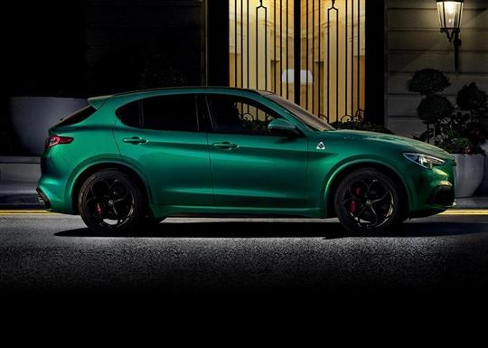 The Spirit of Alfa Romeo, Taken to a New Level