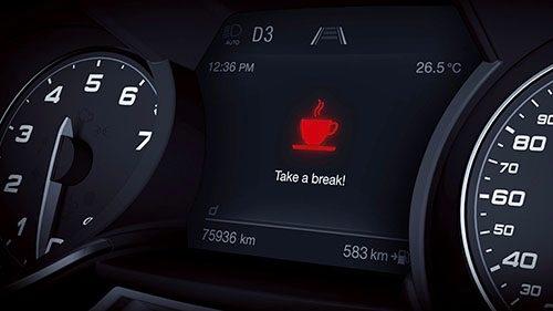 Driver Behaviour Warning