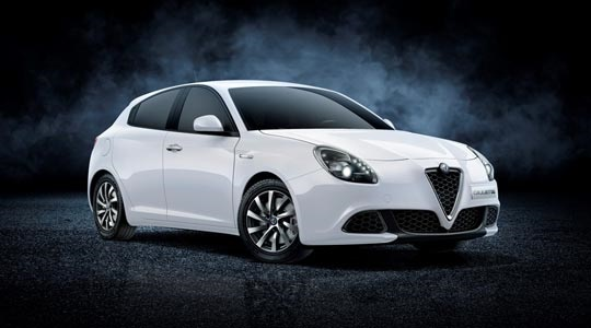 Giulietta Offers at Barbagallo Alfa Romeo