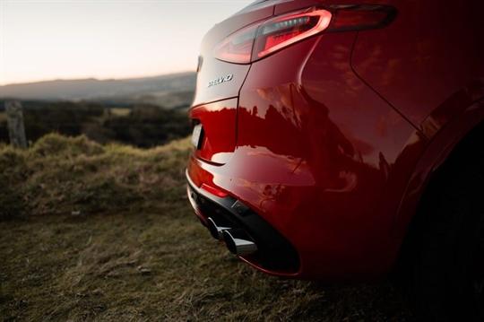 Alfa Romeo Stelvio Quadrifoglio Consumption