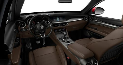 Veloce Sports Seats in Chocolate Leather with Matching Trim 1