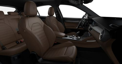 Veloce Sports Seats in Chocolate Leather with Matching Trim 2