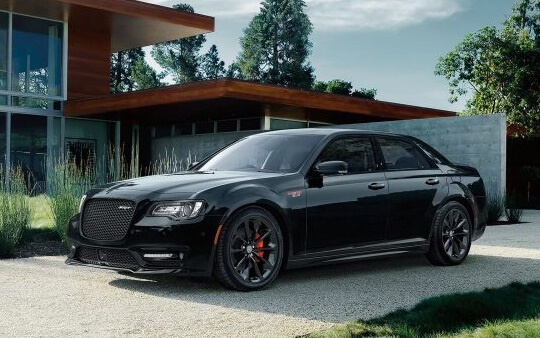 MY19 Chrysler 300 SRT