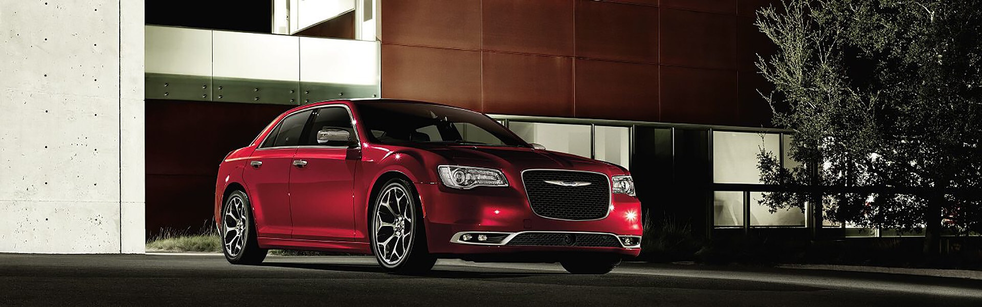 Chrysler 300C Luxury Exterior