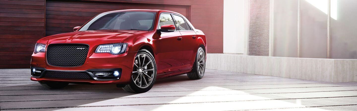 Chrysler 300 SRT Exterior