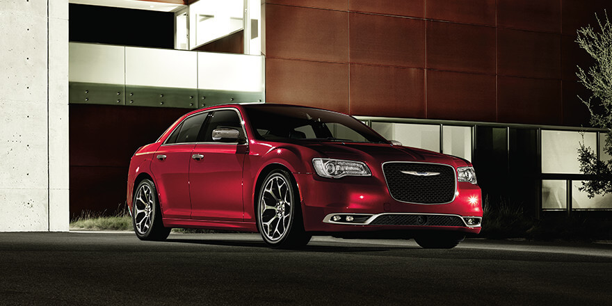 New Chrysler Vehicles from Springwood Chrysler