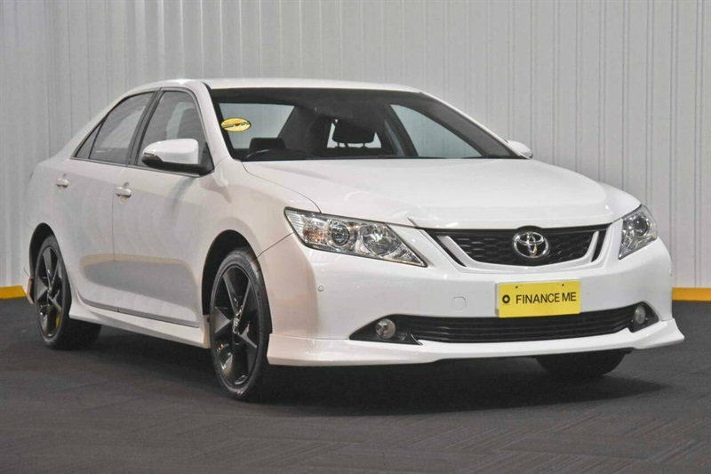 Toyota aurion used