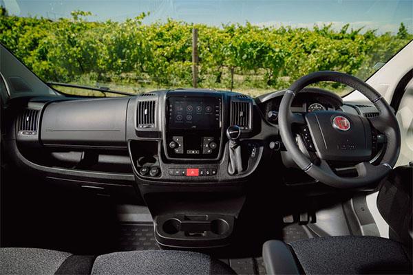Fiat Professional Ducato Interior