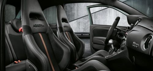 New Racing Style Interior