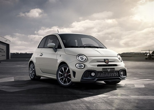 Abarth Special Offers From Peter Warren Fiat