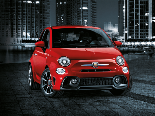Abarth Special Offers From Zagame Fiat