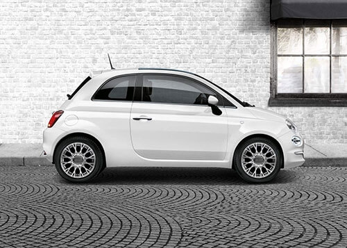 Fiat 500 Loyalty