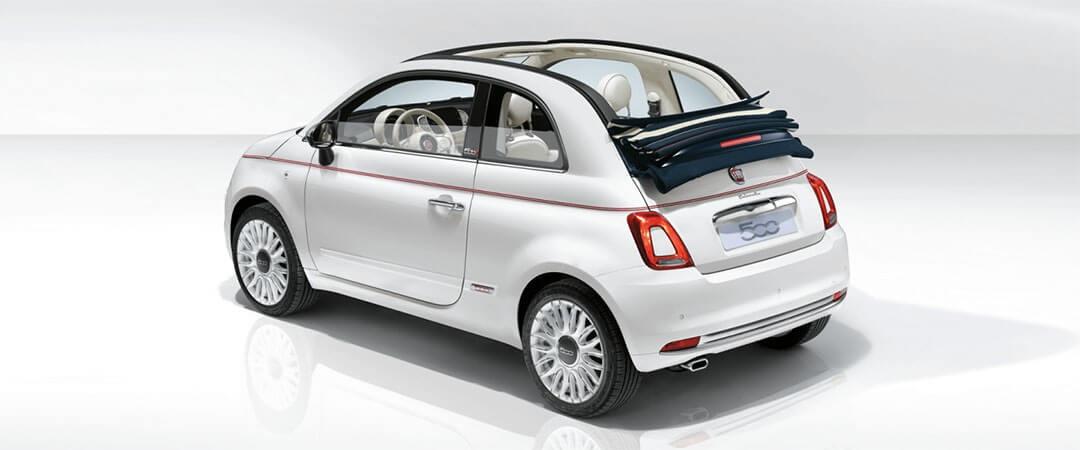 Fiat 500C Dolcevita Exterior
