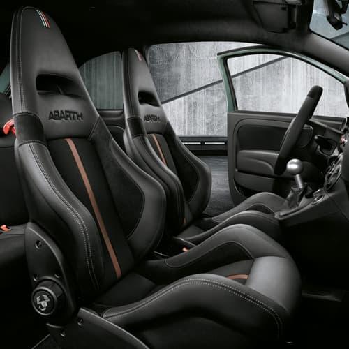 New Sabelt® Tricolore Seats
