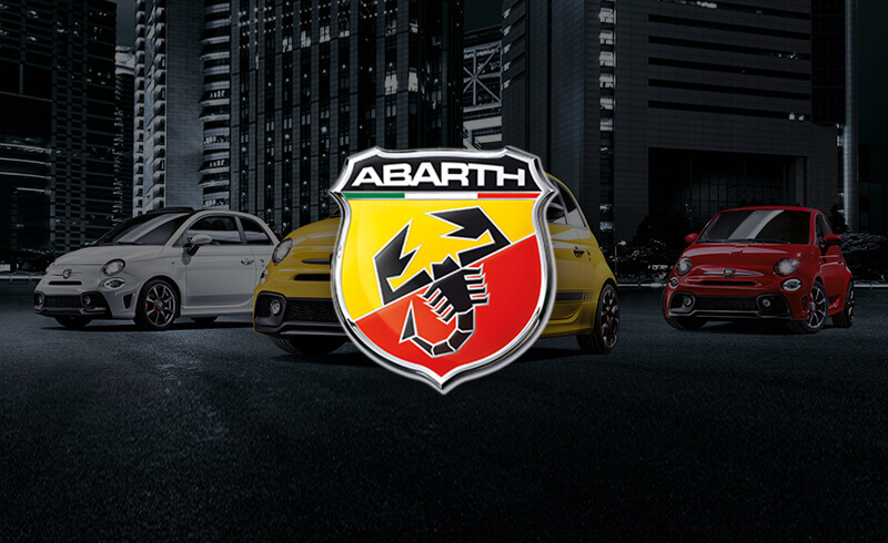 Barbagallo Fiat Abarth Vehicles Range