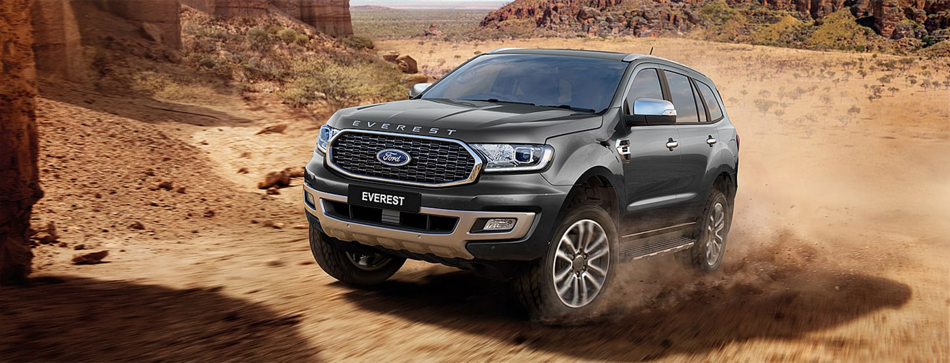 Ford Everest Capability