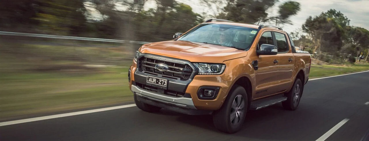 Ford Ranger Safety & Technology