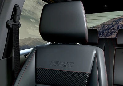 Leather Accented Seats