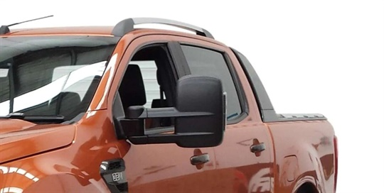 Towing Mirrors Chrome - Clearview - FLA
