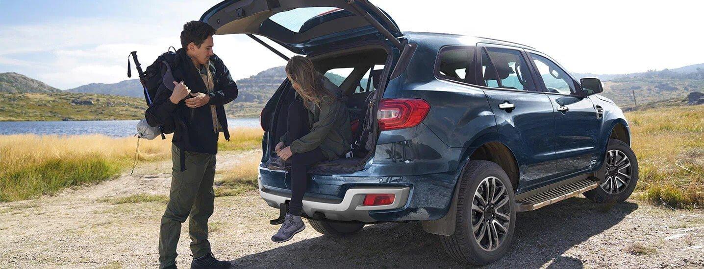 Ford Everest Safety