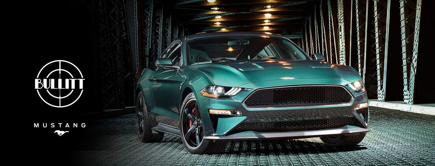 The Limited Edition Mustang Bullitt