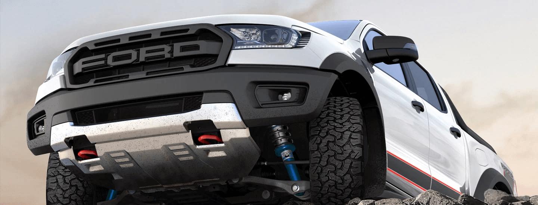 Ford Ranger Raptor X Suspension