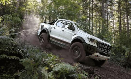 Ford Ranger Raptor X Terrain Performance