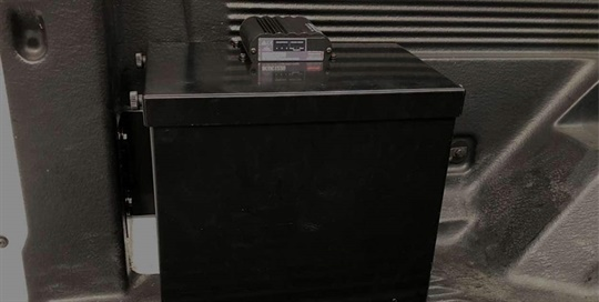 Dual Battery System with tub liner - FLA