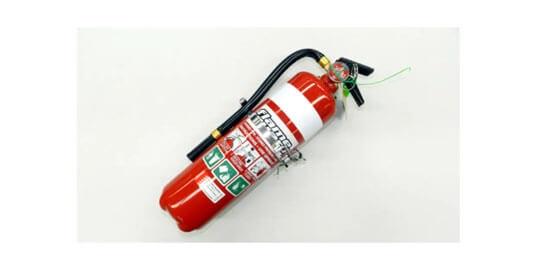 Fire Extinguisher - 2.3Kgs