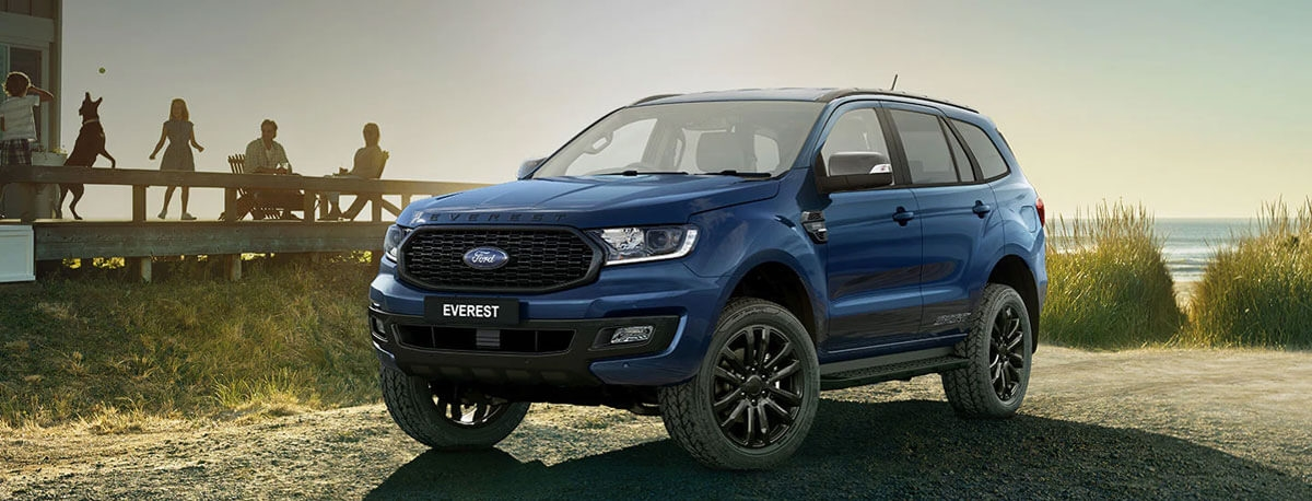 Ford Everest Performance
