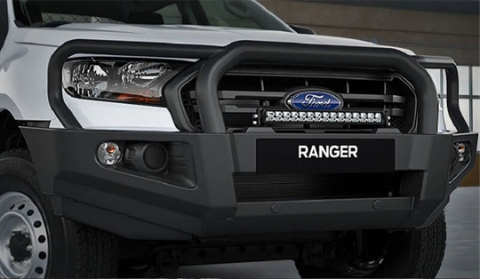 Bullbar & LED Lightbar