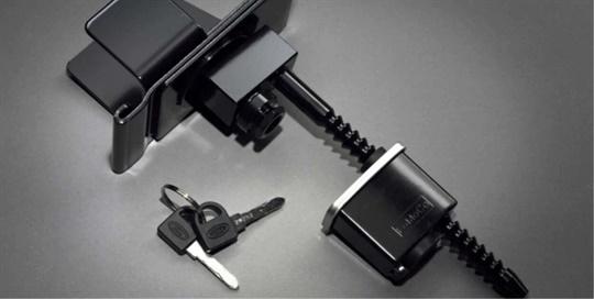 Spare Wheel  Lock