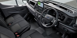 Ford Transit Cab Chassis