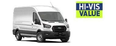 Transit 350L LWB FWD Van