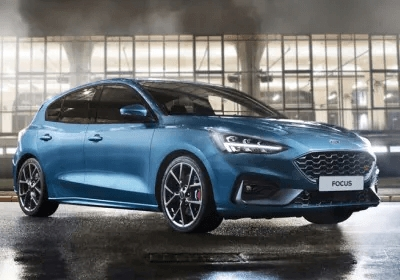 Ford Focus ST-1